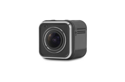4K HD MINI CUBE ACTION SPORTS CAMERA WITH WATERPROOF CASE AND ACCESSORIES