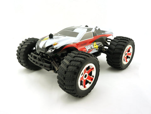 RC 2WD MONSTER TRUCK 1:14TH 2.4GHZ DIGITAL CONTROL