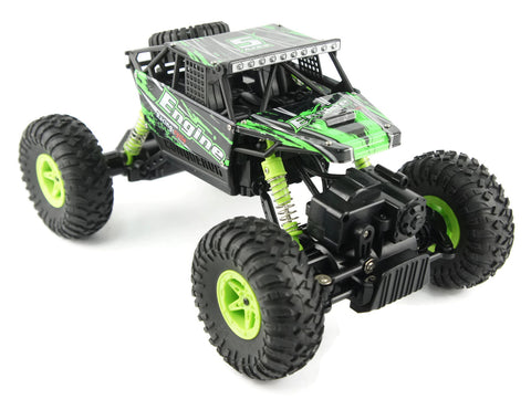 RC 4WD ROCK CLIMBER TRUCK 1:18TH 2.4GHZ DIGITAL PROPORTION CONTROL WLTOYS 18428