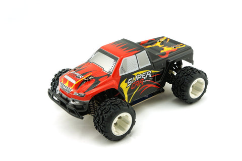 RC 4WD TRUCK 1:24TH 2.4GHZ DIGITAL PROPORTION CONTROL