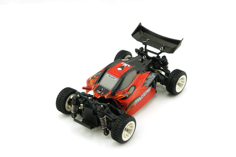 RC 4WD TRUGGY 1:24TH 2.4GHZ DIGITAL PROPORTION CONTROL