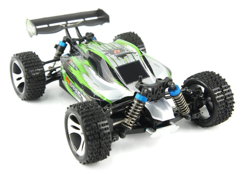 RC 4WD OFF-ROAD BUGGY 1:18TH 2.4GHZ DIGITAL PROPORTIONAL WLTOYS A959-A