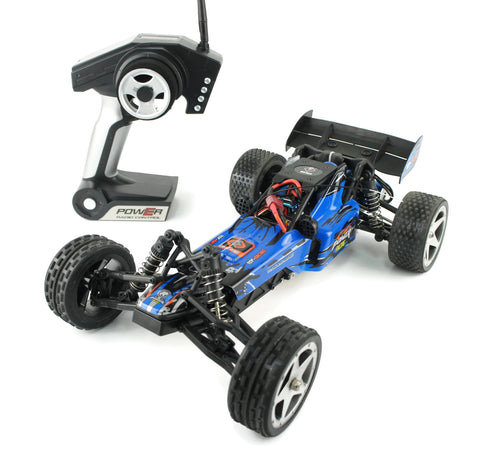 RC 2WD BRUSHLESS MOTOR RACING BUGGY 1:12TH 2.4GHZ DIGITAL PROPORTIONAL WLTOYS L202