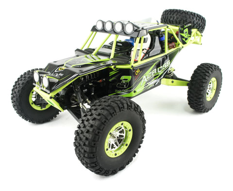 RC 4WD MONSTER CRAWLER TRUCK 1:10TH 2.4GHZ DIGITAL PROPORTION CONTROL WLTOYS 10428