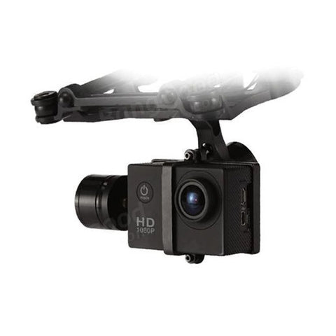 GO PRO HERO 3 GIMBAL ACTION CAMERA MOUNT FOR X380 DRONE