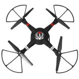RC DRONE WITH 720P ONE AXIS GIMBAL CAMERA RECORDER