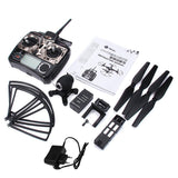 RC WI-FI FPV DRONE WITH 720P ONE AXIS GIMBAL CAMERA RECORDER