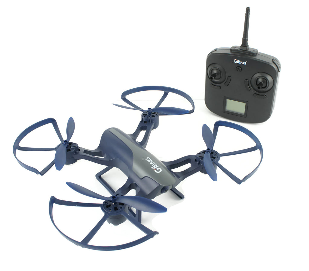 RC FULL-SIZE QUADCOPTER DRONE WITH 720P CAMERA VIDEO ...  RC FULL-SIZE QU...