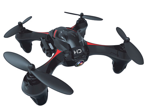 RC MICRO DRONE WITH 720P CAMERA RECORDER