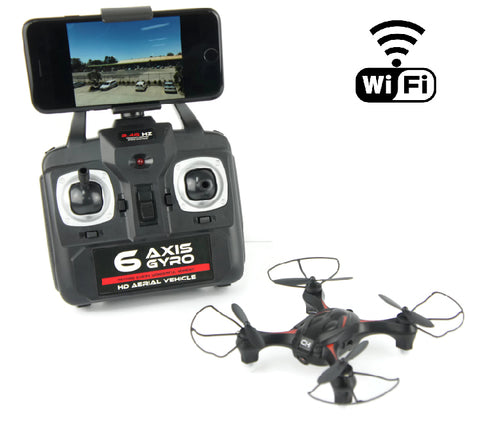 RC MID-SIZE WIFI FPV DRONE