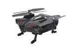 RC FOLDING WI-FI FPV DRONE WITH 720P CAMERA RECORDER