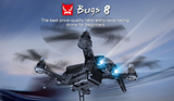RC BRUSHLESS RACING DRONE WITH WIRELESS HD CAMERA & FPV GOGGLES MJX B8 BUGS 8