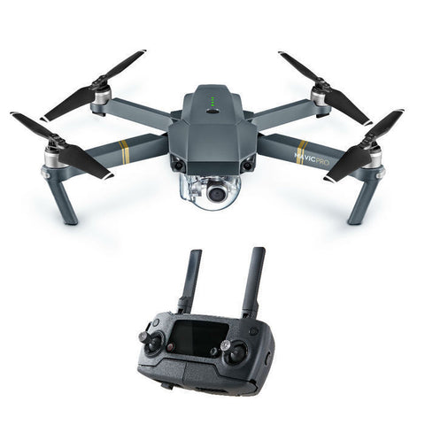 DJI MAVIC PRO FPV DRONE WITH 4K CAMERA AND LCD CONTROLLER