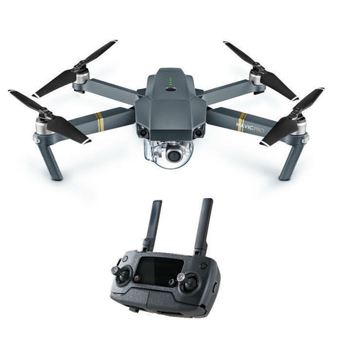 DJI MAVIC PRO FPV DRONE WITH HARD CASE