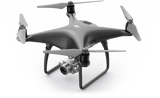 DJI PHANTOM 4 PRO FPV OBSIDIAN DRONE WITH 4K CAMERA AND CONTROLLER