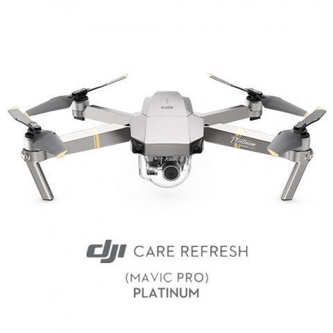 CARE REFRESH WARRANTY FOR MAVIC PRO PLATINUM