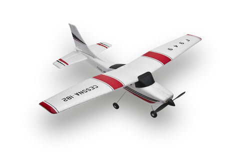 RC CESSNA PLANE 3 CHANNEL 2.4GHZ REMOTE CONTROL