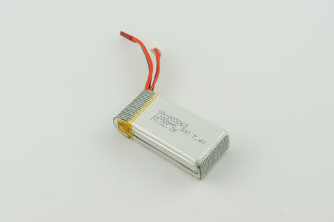RECHARGEABLE LITHIUM BATTERY 7.4V 1200MAH
