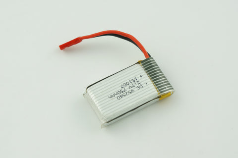 RECHARGEABLE LITHIUM BATTERY PACK 3.7V 750MAH