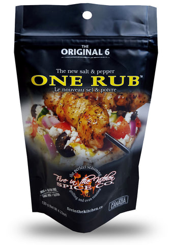 One Rub - Fire in the Kitchen
