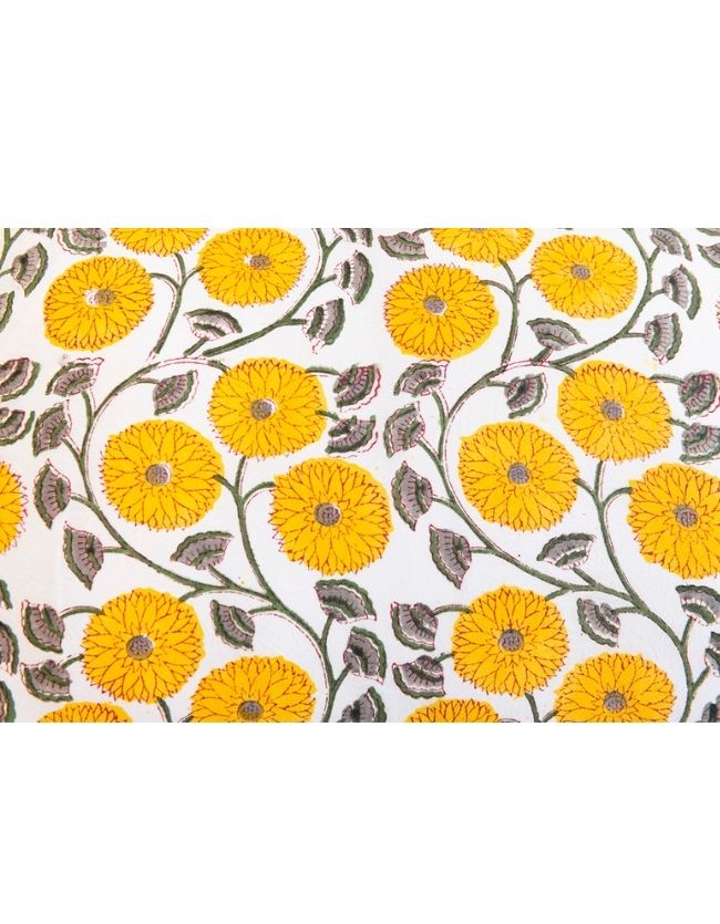 Marigold Pillow Case Set