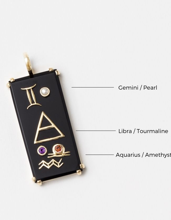 AIR Amulet Gold