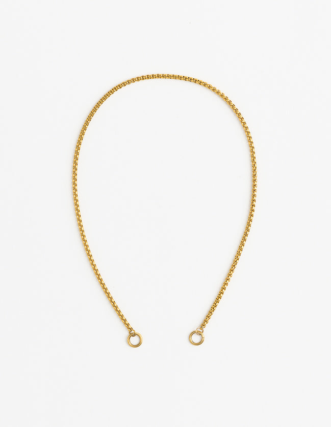Skinny Gold Snake Long/Short - combo clasp
