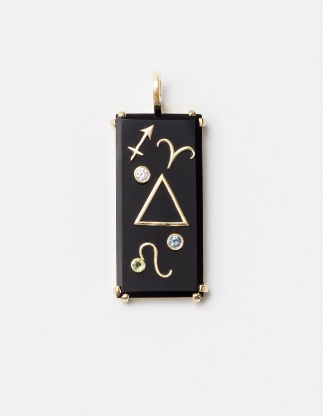 FIRE Amulet Gold