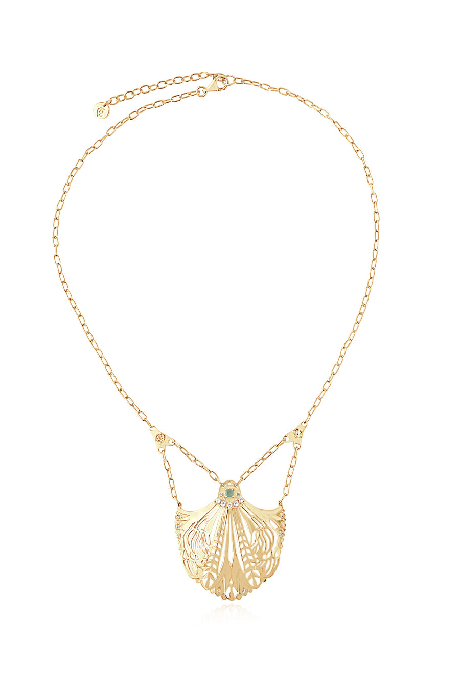 The Amity Necklace Gold