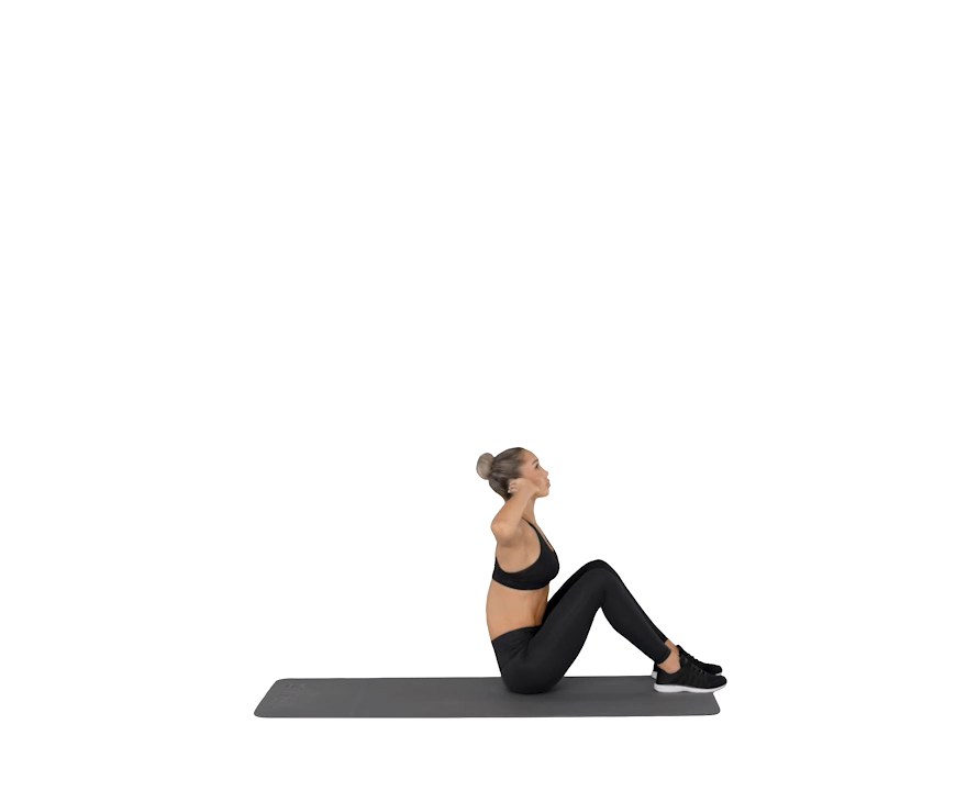 Bent-Leg Sit Up