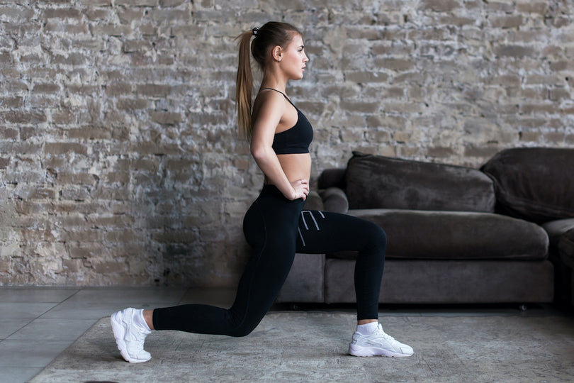 7 Bodyweight Leg Exercises That Require No Equipment