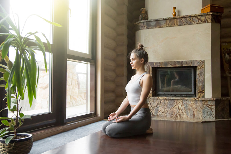 Calming Yoga Poses For Tough Days