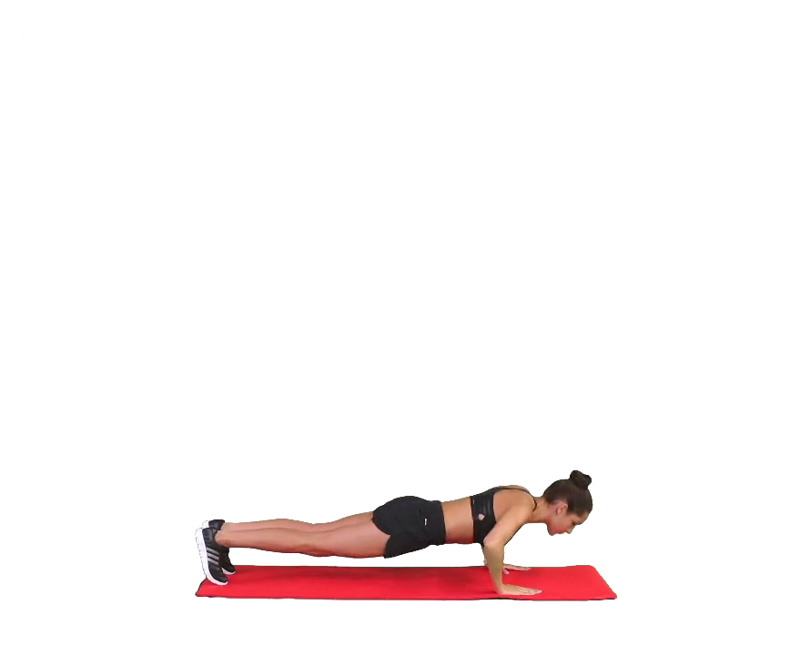 Drop Push-Up