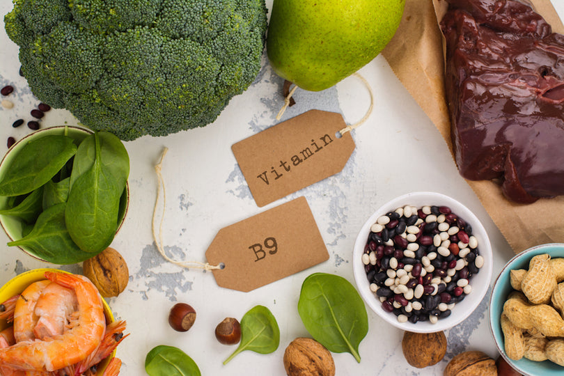 Folate Deficiency: What It Is And How To Increase Your Folate Intake