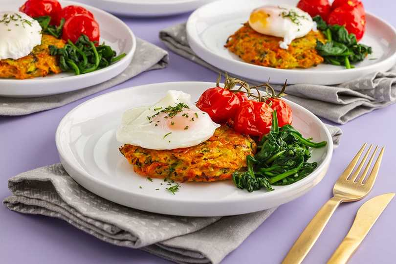 Healthy Hash Browns Recipe
