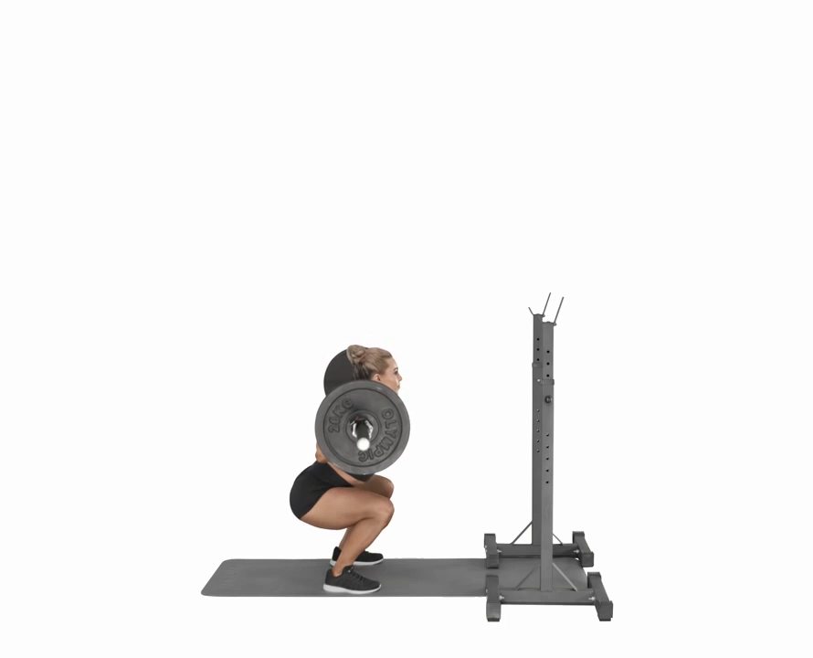 High-Bar Squat