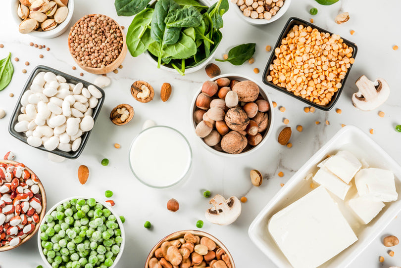 How To Get The Nutrients You Need In A Vegan Diet