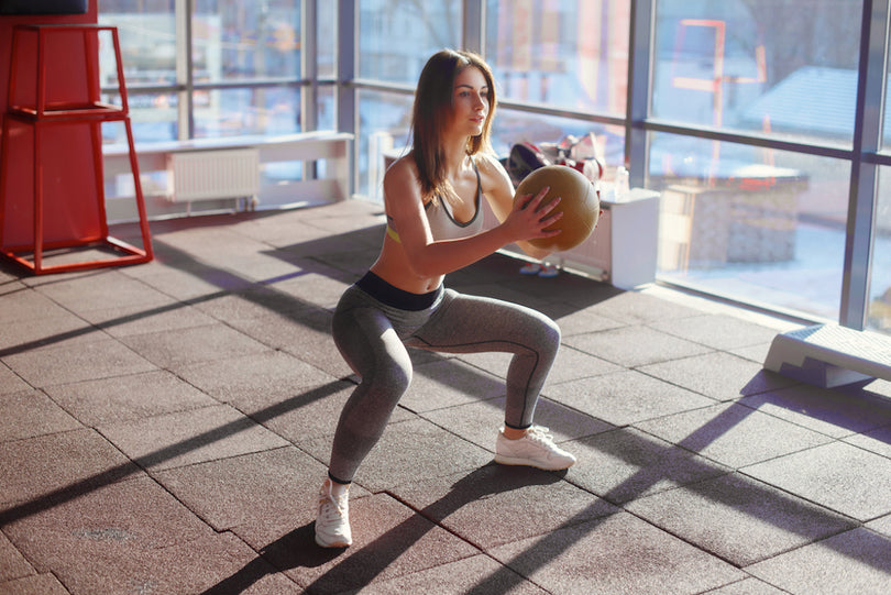 Medicine Ball Exercises For A Total Body Workout