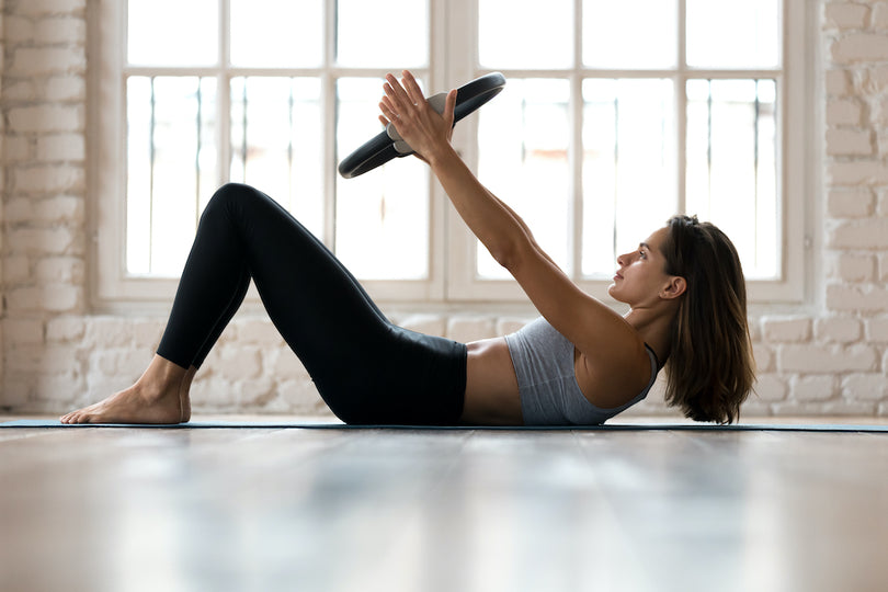 Beginner's Guide To Getting Started With Pilates