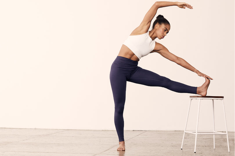 Beginner's Guide To Barre At Home