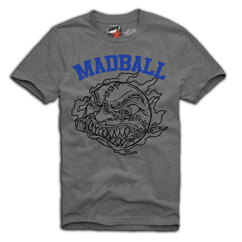 MADBALL T-SHIRT S-XL HARDCORE EMMURE BORN FROM PAIN GREY