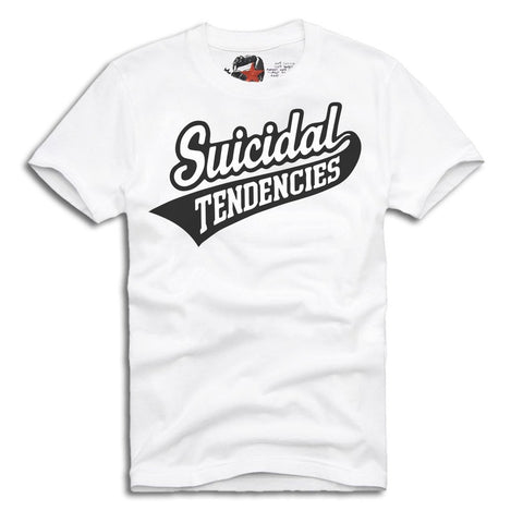 E1SYNDICATE T-SHIRT SUICIDAL TENDENCIES  THRASH METAL BAND MERCH  Sz. S-XL