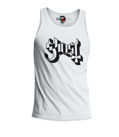 E1SYNDICATE TANK TOP SHIRT GHOST B.C. EMERITUS BAND MERCH  Sz. S-XL