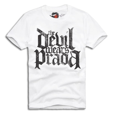 E1SYNDICATE T-SHIRT THE DEVIL WEARS PRADA CHRISTIAN METALCORE MISS MAY I  Sz. S-XL