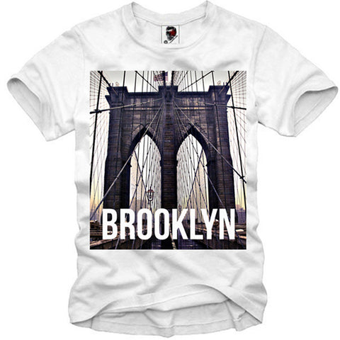 T-SHIRT BROOKLYN NY TISA LAST KINGS DIAMOND CALI SUPPLY SUPREME DJ S-XL