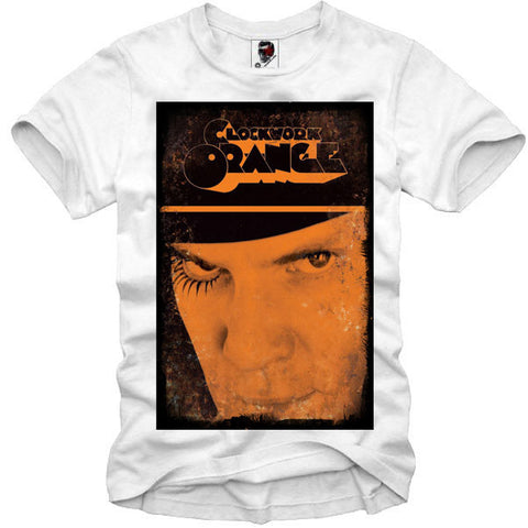 T-SHIRT CLOCKWORK ORANGE ALEX GANG DROOGS KULT DC S-XL