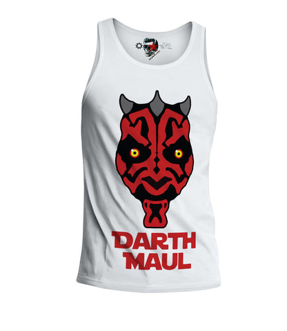 E1SYNDICATE TANK TOP SHIRT DARTH MAUL VADER JODA YODA DC STAR WARS BOBA Sz. S-XL