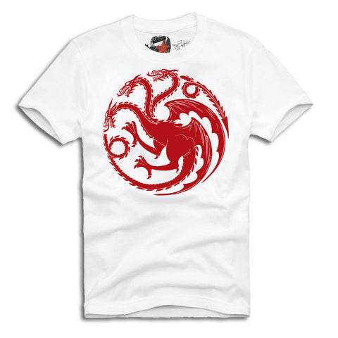 E1SYNDICATE T-SHIRT GAME OF THRONES SEASON DRAGON KULT  Sz. S-XL