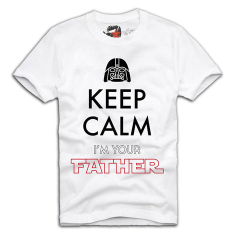 E1SYNDICATE T-SHIRT TROOPER STAR WARS KEEP CALM DJ YODA DARTH VADER Sz. S-XL