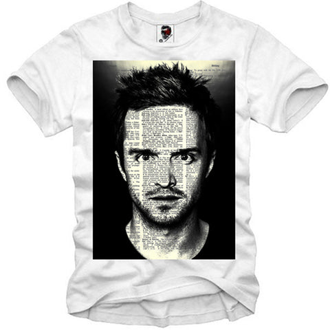 T-SHIRT BREAKING BAD JESSE PINKMAN WALT COOK HEISENBERG N69 S-XL